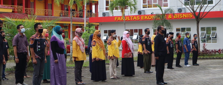Persiapan Peringatan Detik-detik Proklamasi Kemerdekaan RI, Rabu (12/8). Foto: Biro Media