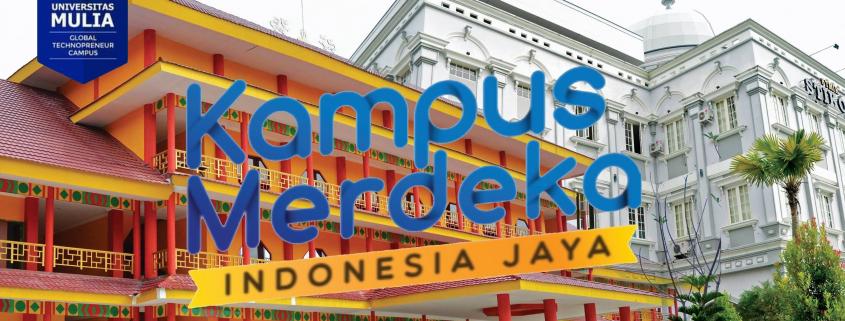 Kampus Merdeka Merdeka Belajar Universitas Mulia. Foto: Istimewa