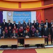 Pelantikan Pengurus APTISI (Asosiasi Perguruan Tinggi Swasta Indonesia) Sabtu (17/10/2020)