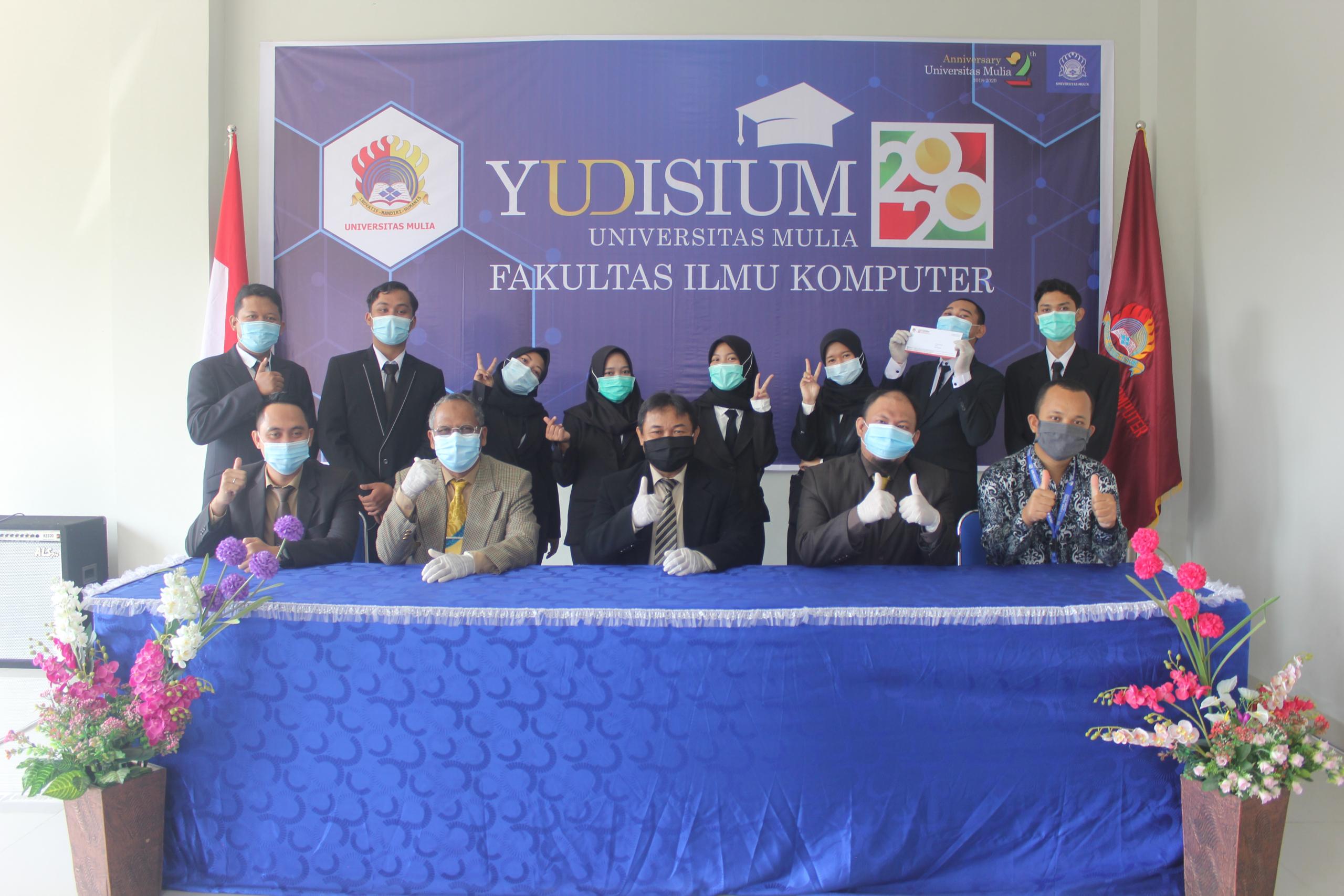 Yudisium PSDKU Samarinda