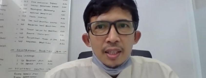 Dosen Universitas Mulia Saat Melakukan Seminar Proposal Sebagai Syarat Pengajuan Hibah DIPA LP3M