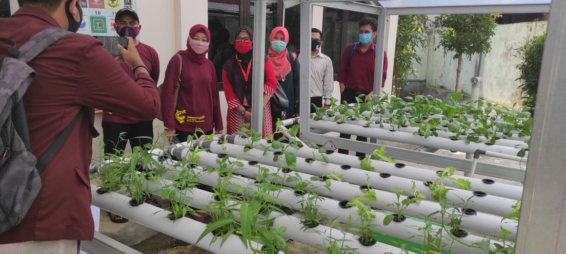 Pengabdian Kepada Masyarakat di Lingkungan Kelompok Budi Daya Lele dalam Ember di Kelurahan Karangrejo