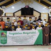 Foto bersama Thafidz Qur'an Putra Masjid Istiqamah