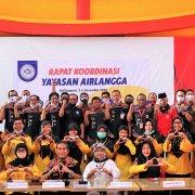 Peserta Rakor Universitas Mulia berlangsung di Aula Kampus Cheng Ho, Jumat (4/12). Foto: Biro Media Kreatif