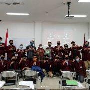 Pelantikan Himpunan Mahasiswa Informatika (Himatika) Universitas Mulia