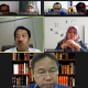 Dr Engkos Achmad Kuncoro dari Universitas Binus dan Prof. Dr. Lindrianasari, S.E., Akt., M.Si. dari Universitas Lampung bersama Wakil Rektor Bidang Akademik Universitas Mulia Yusuf Wibisono MTI saat diskusi daring Penyusunan Kurikulum MBKM secara daring Zoom, Sabtu (6/3). Foto: tangkapan layar