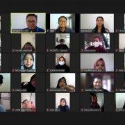 Program Studi (Prodi) S1 Manajemen Universitas Mulia Balikpapan menggelar pelatihan Literasi Digital bagi mahasiswa semester empat, pada Sabtu (27/3)