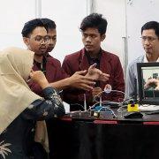 Seleksi Teknologi Tepat Guna (TTG) Kota Balikpapan tahun 2019 yang lalu di Universitas Mulia. Foto: Dokumentasi