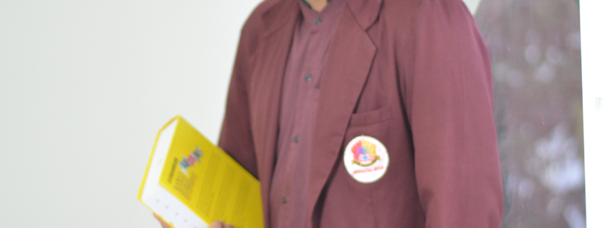 Aditya Gustiawan Putra, Mahasiswa Program Studi S1 PG PAUD Universitas Mulia Balikpapan