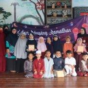 Program Studi Pendidikan Guru-Pendidikan Anak Usia Dini (PG PAUD) Universitas Mulia Balikpapan menggelar kegiatan Safari Dongeng Ramadhan