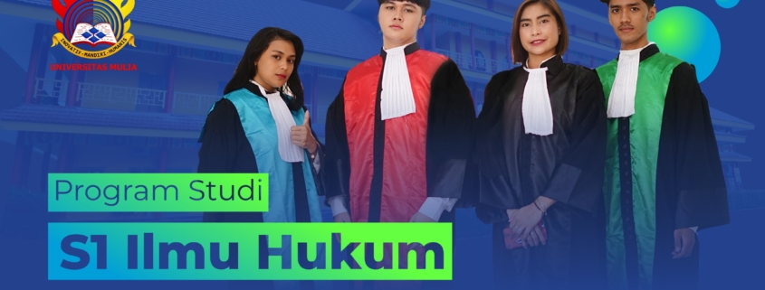 Prodi S1 Ilmu Hukum