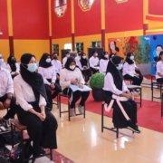 Pra Pengenalan Kehidupan Kampus bagi Mahasiswa Baru (PKKMB) Universitas Mulia Balikpapan sejak Senin 14 Juni 2021 - hingga Sabtu 19 Juni 2021